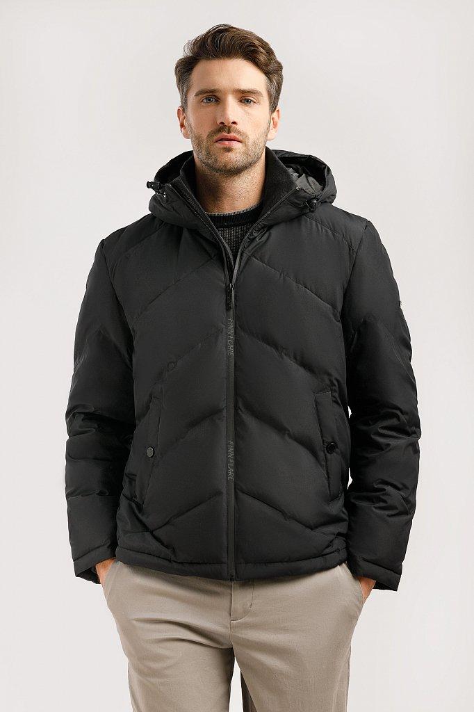 Куртка мужская, Модель W19-42011, Фото №1