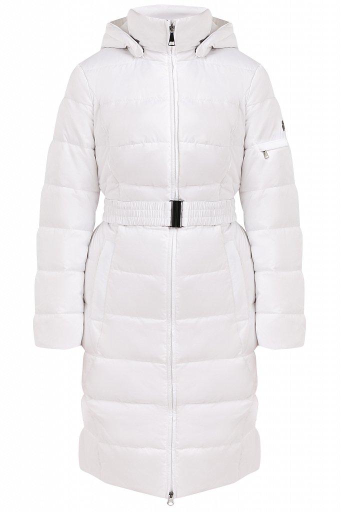 Пальто женское, Модель W19-11031F, Фото №6