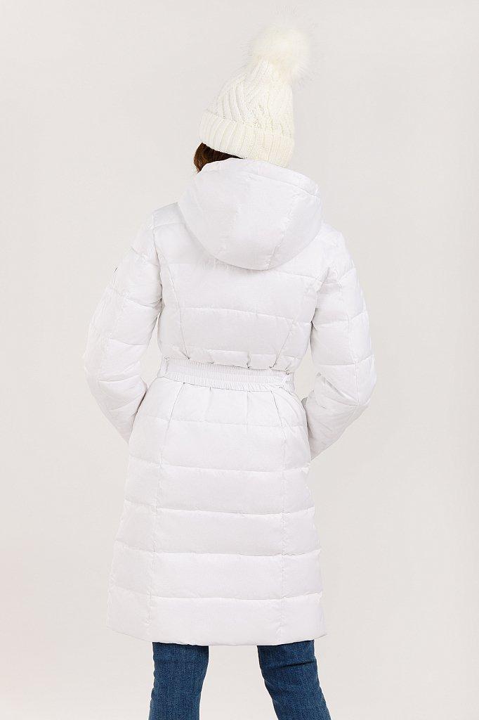 Пальто женское, Модель W19-11031F, Фото №4