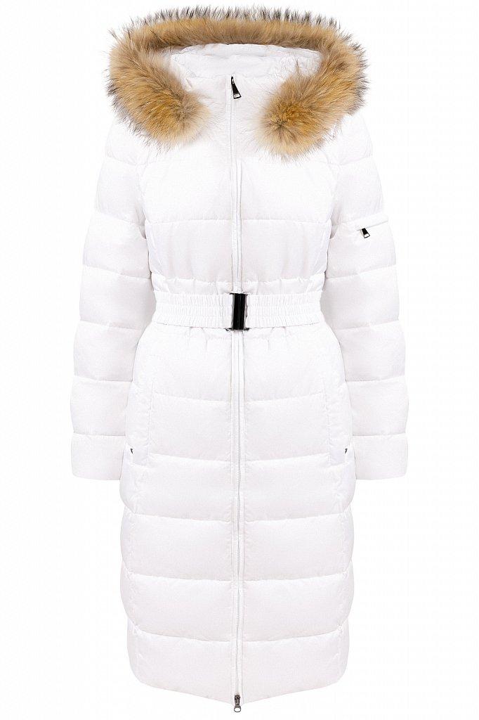 Пальто женское, Модель W19-11031, Фото №7