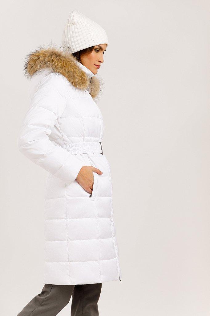 Пальто женское, Модель W19-11031, Фото №4
