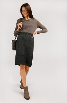 Юбка женская, Модель W19-11115, Фото №2