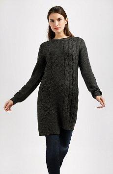 Платье женское, Модель W19-32123, Фото №1