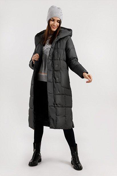Пальто женское, Модель W19-11016, Фото №2