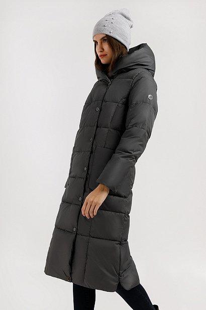 Пальто женское, Модель W19-11016, Фото №3