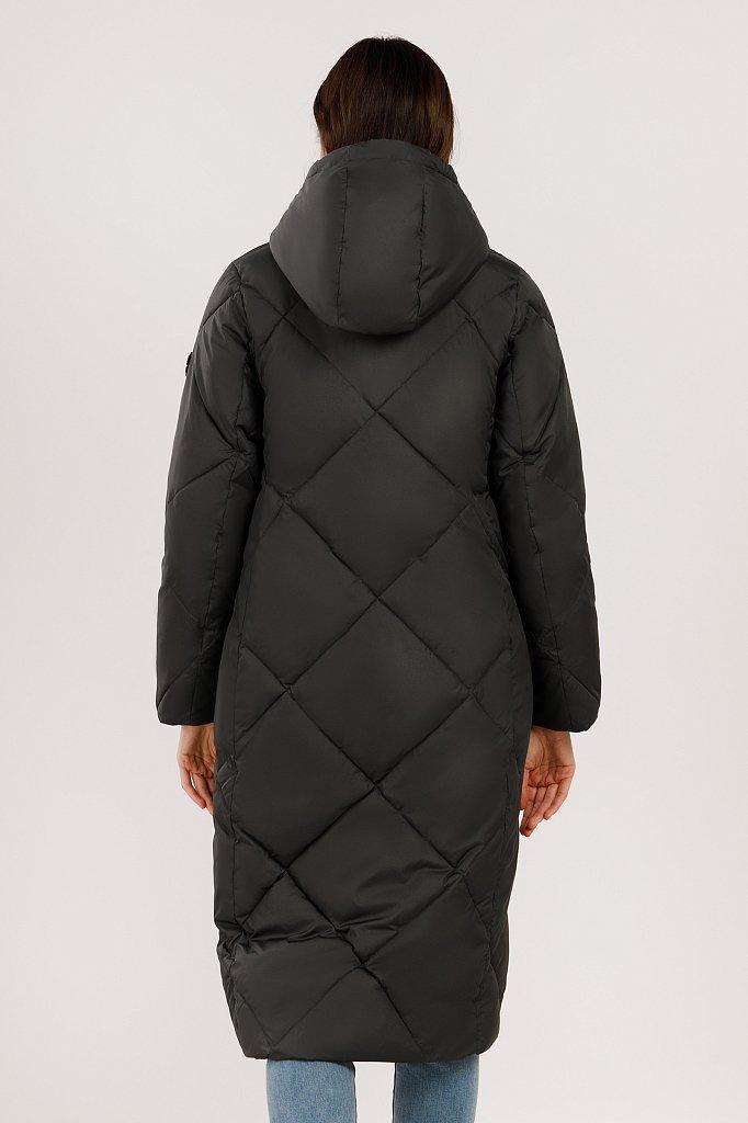 Пальто женское, Модель W19-11028, Фото №4