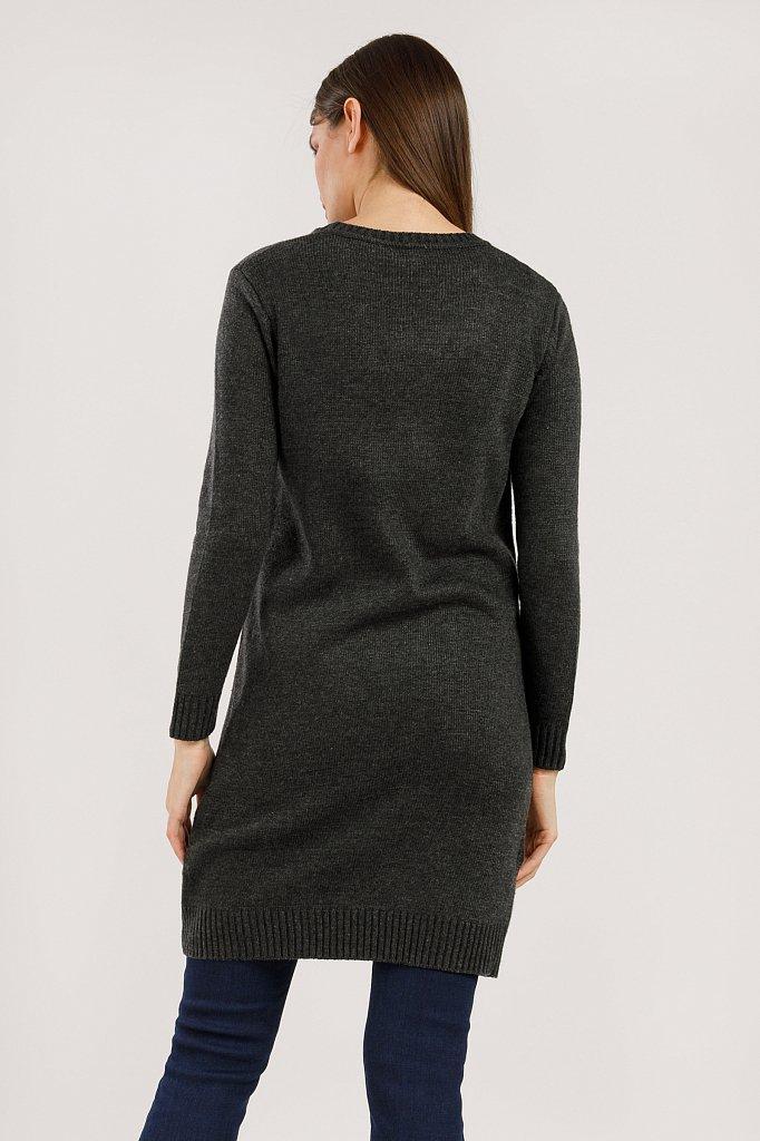 Платье женское, Модель W19-12133, Фото №4