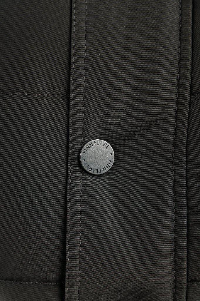 Пальто мужское, Модель W19-21012, Фото №6