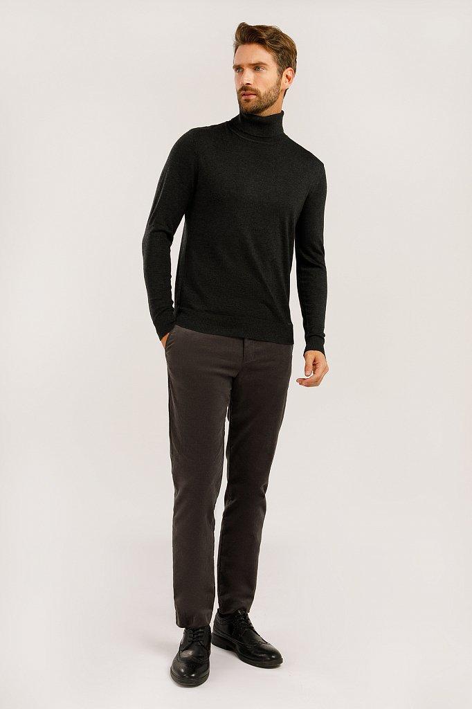 Джемпер мужской, Модель W19-21108, Фото №3