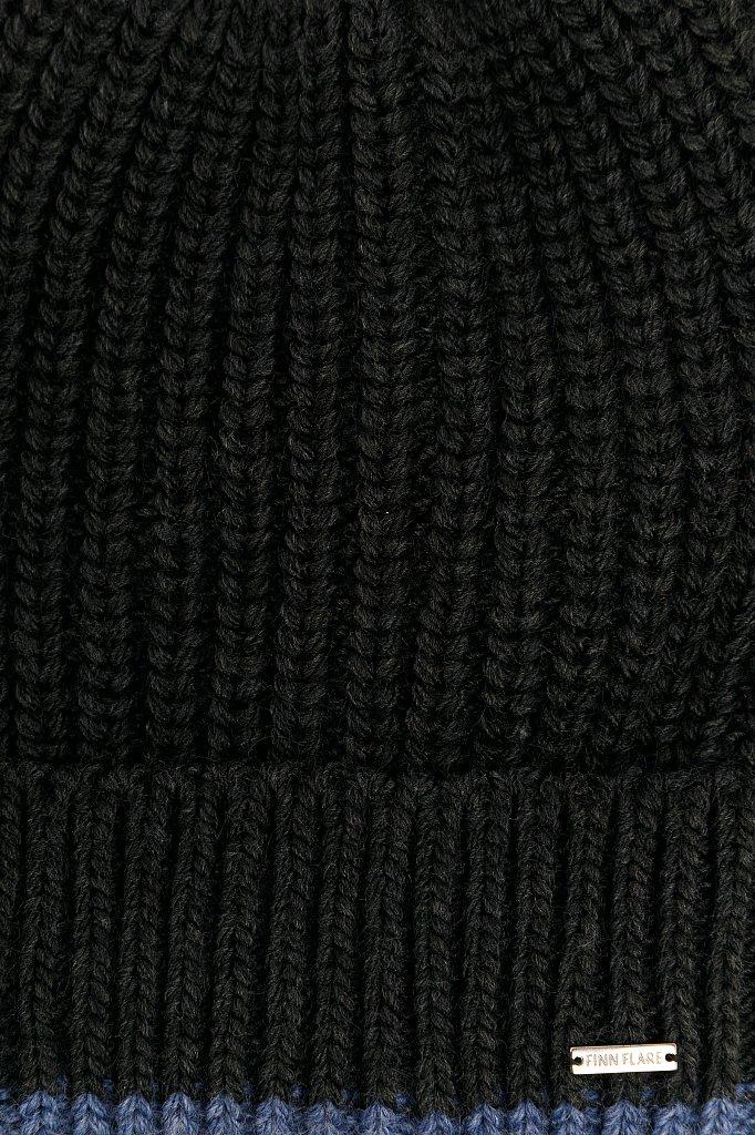 Шапка мужская, Модель W19-21120, Фото №4
