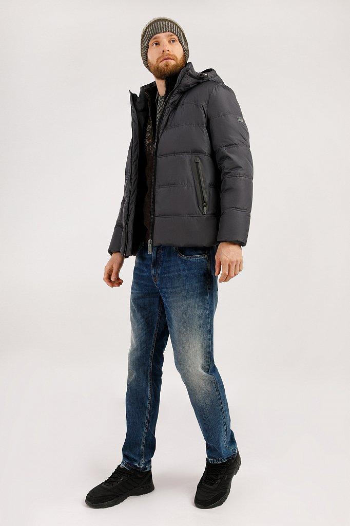 Куртка мужская, Модель W19-22028, Фото №2