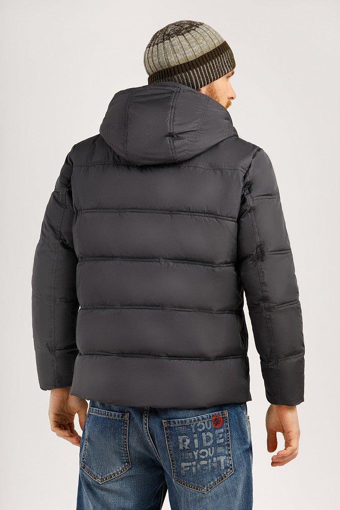 Куртка мужская, Модель W19-22028, Фото №4