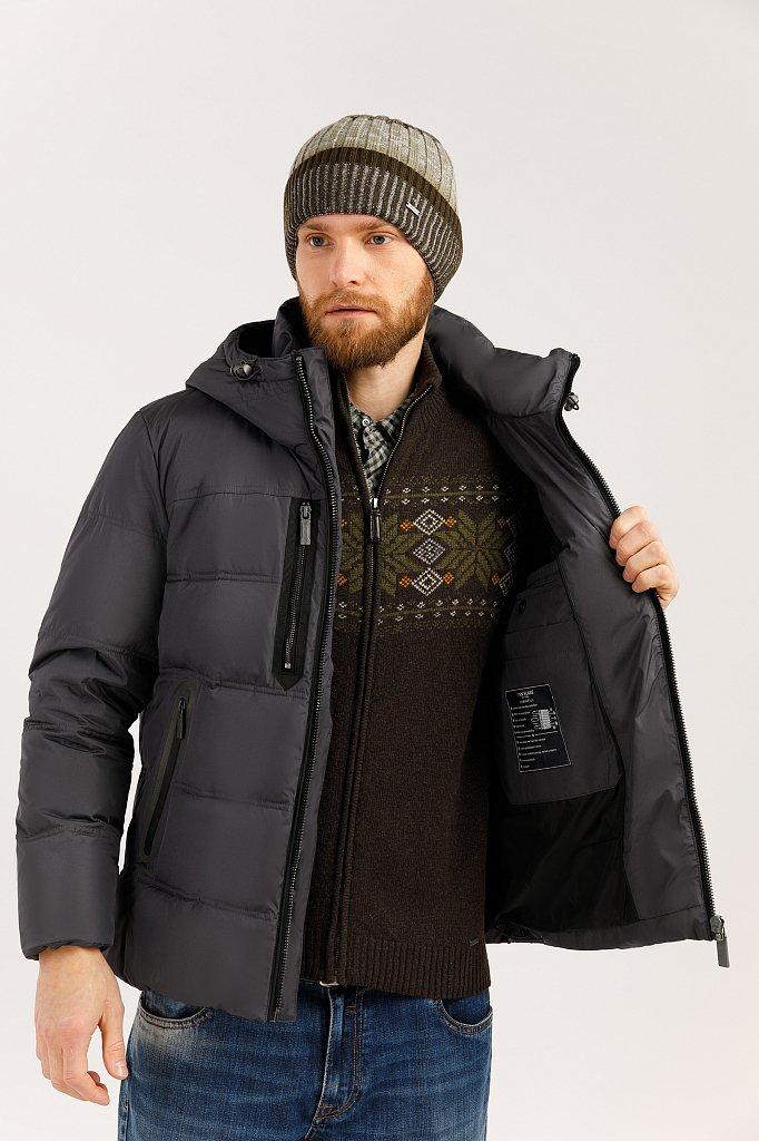 Куртка мужская, Модель W19-22028, Фото №5