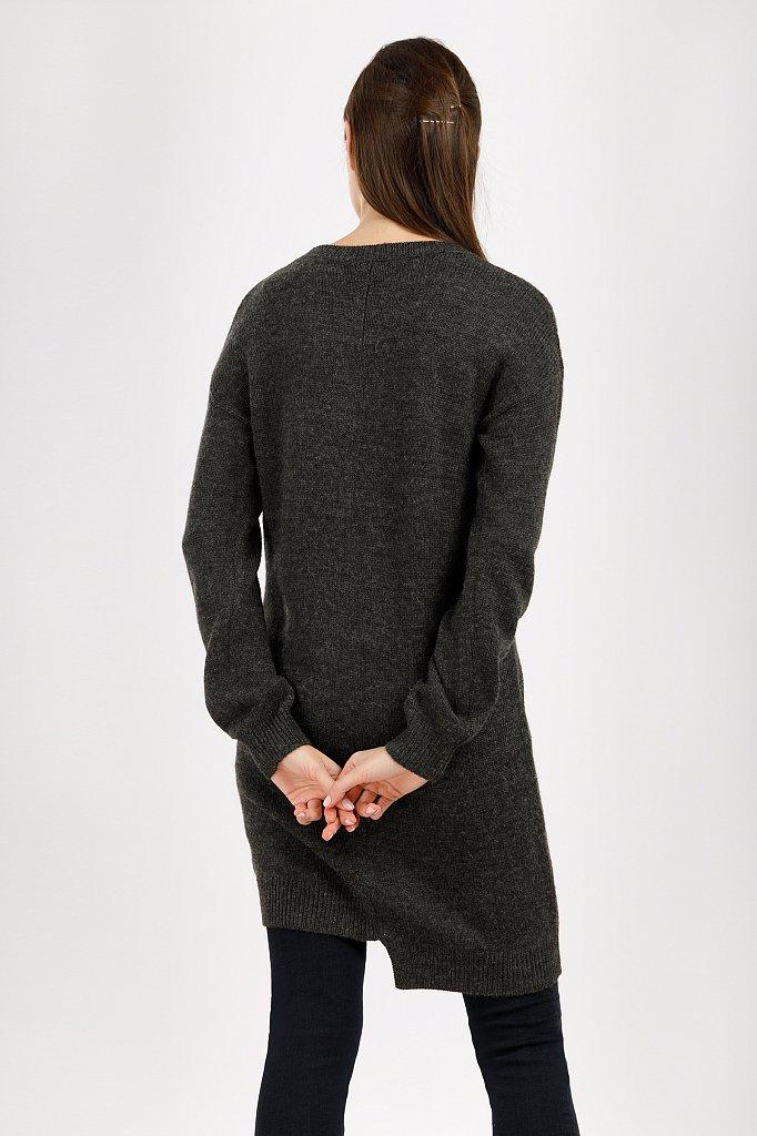 Платье женское, Модель W19-32123, Фото №4