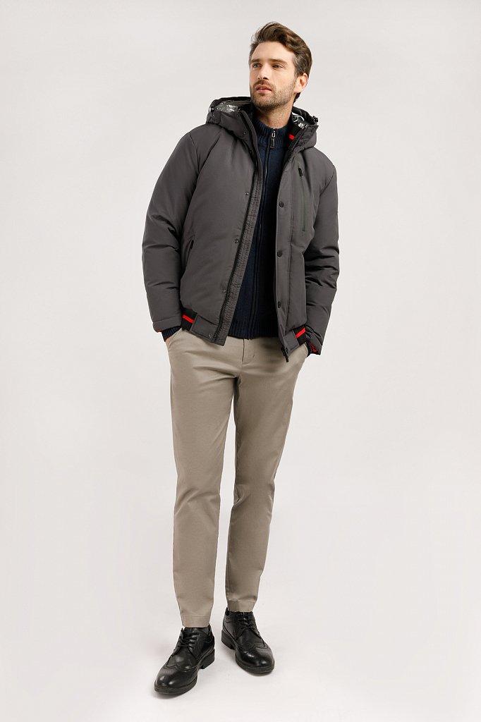 Куртка мужская, Модель W19-42009, Фото №2