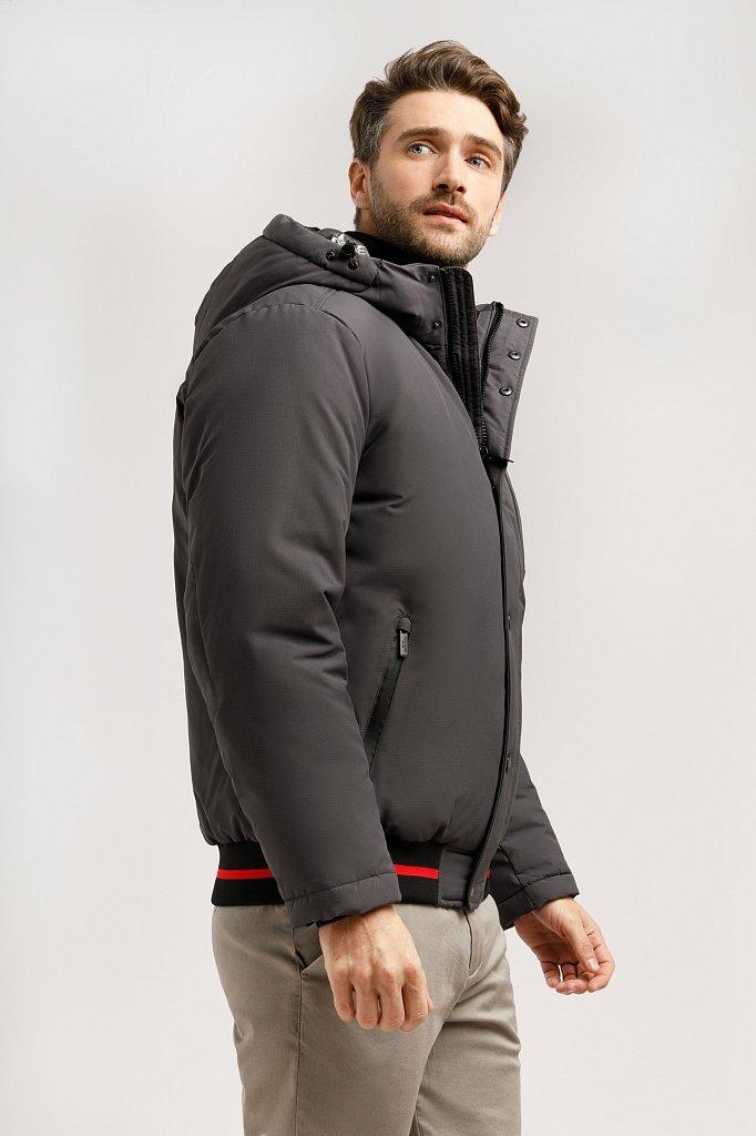 Куртка мужская, Модель W19-42009, Фото №3