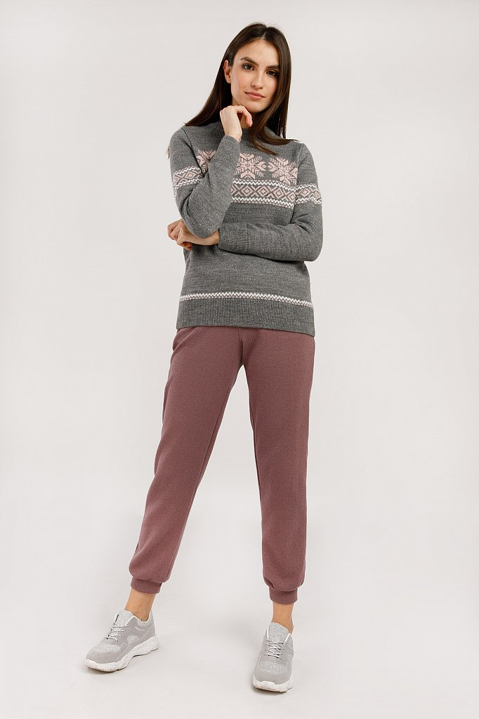 Джемпер женский, Модель W19-12130, Фото №2