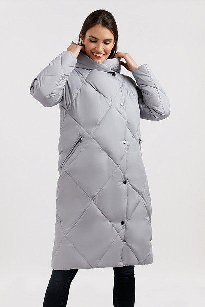 Пальто женское, Модель W19-11017, Фото №1