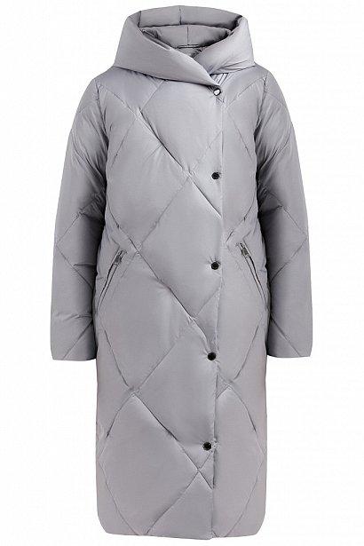 Пальто женское, Модель W19-11017, Фото №6
