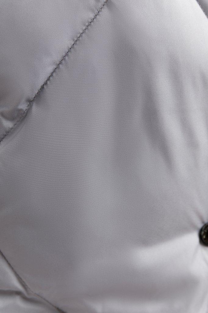 Пальто женское, Модель W19-11017, Фото №5