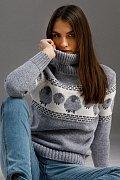 Джемпер женский, Модель W19-12123, Фото №1