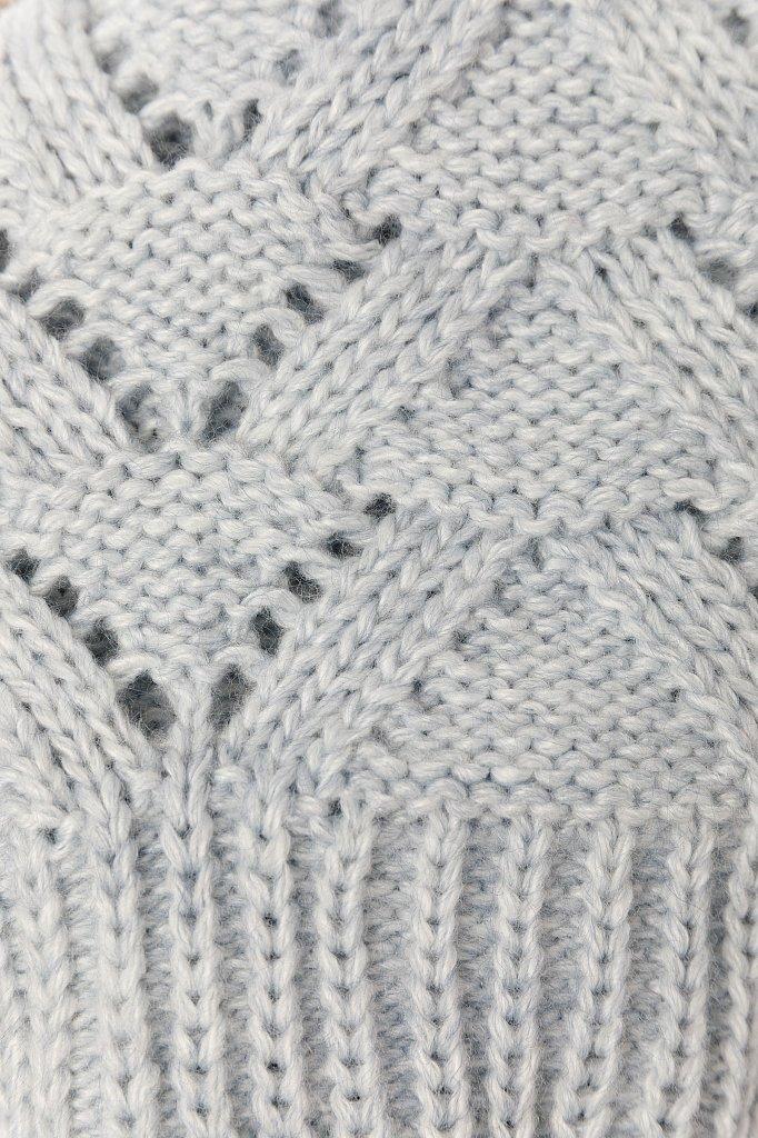 Шапка женская, Модель W19-12147, Фото №4