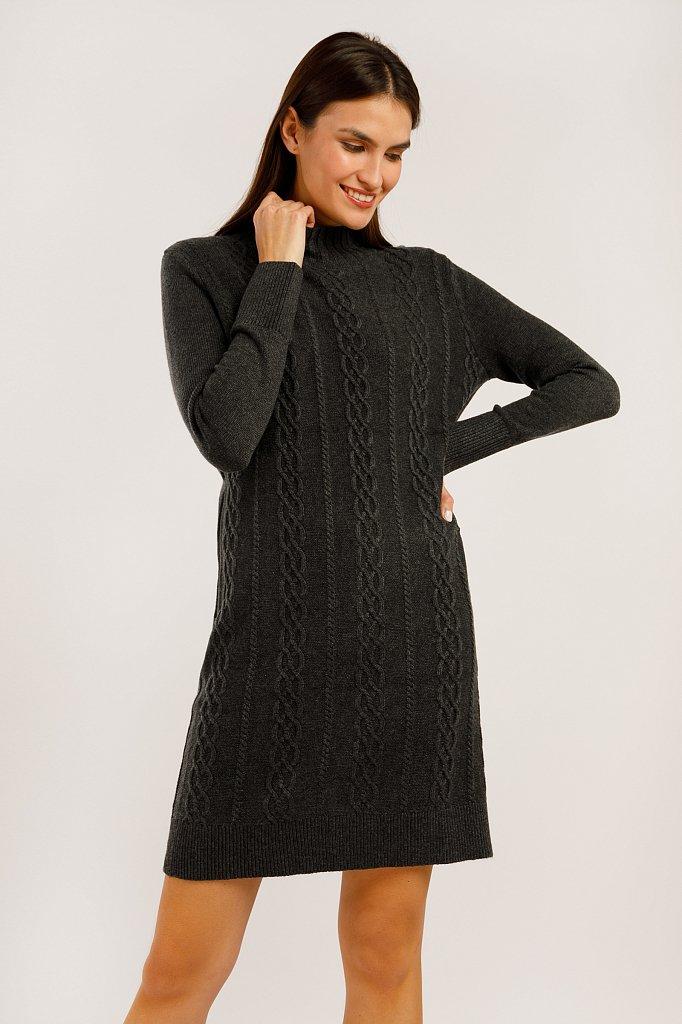 Платье женское, Модель W19-12127, Фото №1