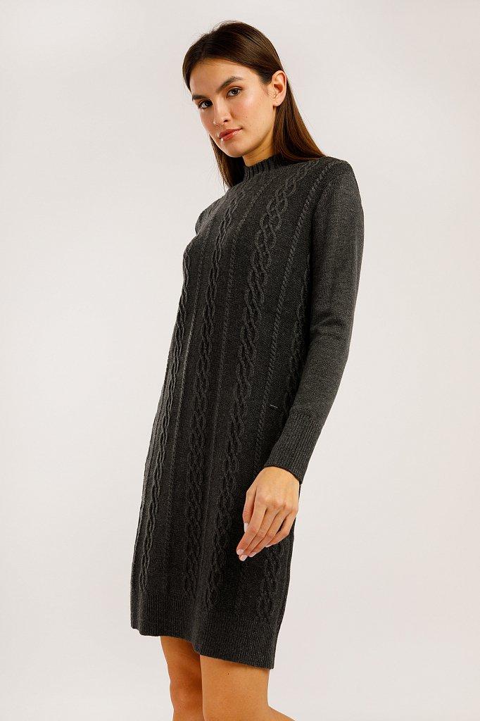 Платье женское, Модель W19-12127, Фото №3