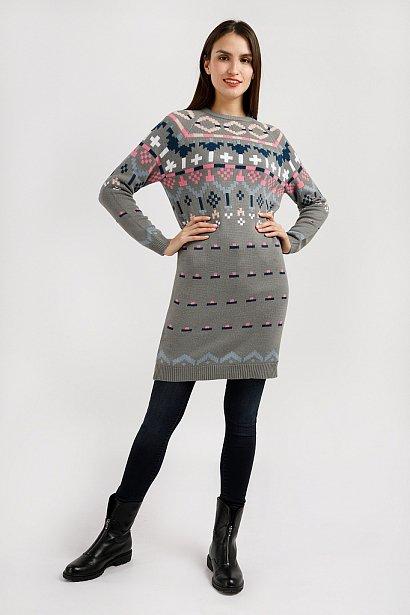 Платье женское, Модель W19-32126, Фото №2