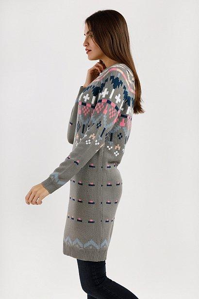 Платье женское, Модель W19-32126, Фото №3