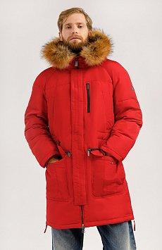 Пальто мужское W19-22003