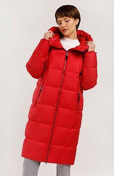 Пальто женское, Модель W19-32023, Фото №1