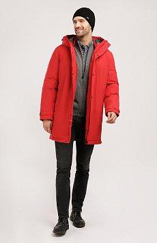 Пальто мужское, Модель W19-42008, Фото №2