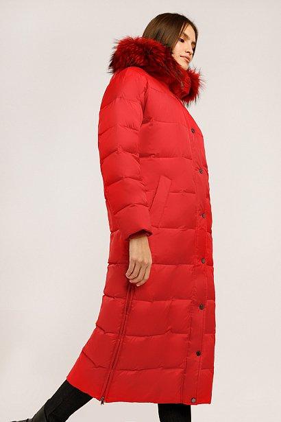 Пальто женское, Модель W19-32015, Фото №3
