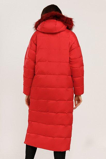 Пальто женское, Модель W19-32015, Фото №4