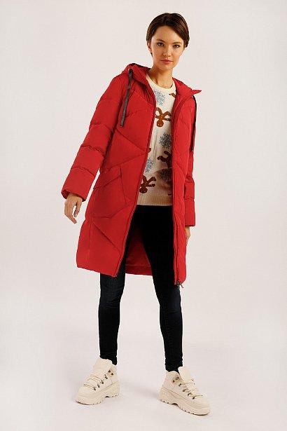 Пальто женское, Модель W19-32031, Фото №2