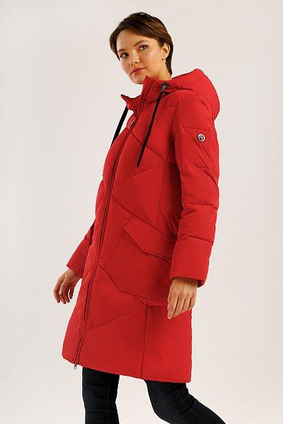 Пальто женское, Модель W19-32031, Фото №3