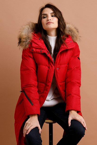 Пальто женское, Модель W19-32032, Фото №1