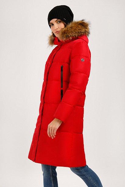 Пальто женское, Модель W19-32032, Фото №4