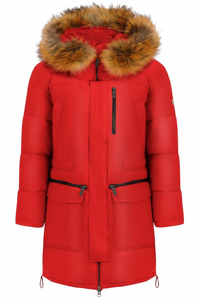 Пальто мужское, Модель W19-22003, Фото №6