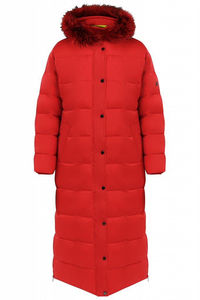 Пальто женское, Модель W19-32015, Фото №6