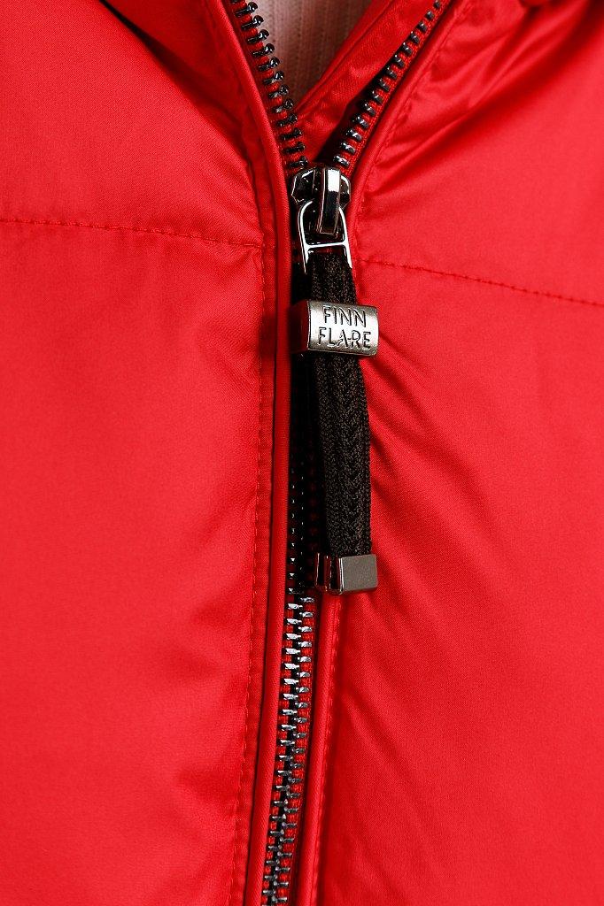 Пальто женское, Модель W19-32023, Фото №5