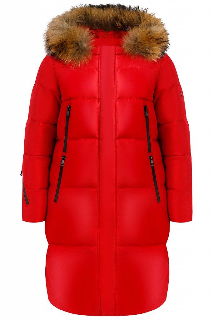 Пальто женское, Модель W19-32032, Фото №7