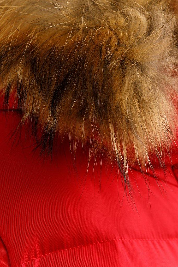 Пальто женское, Модель W19-32032, Фото №6