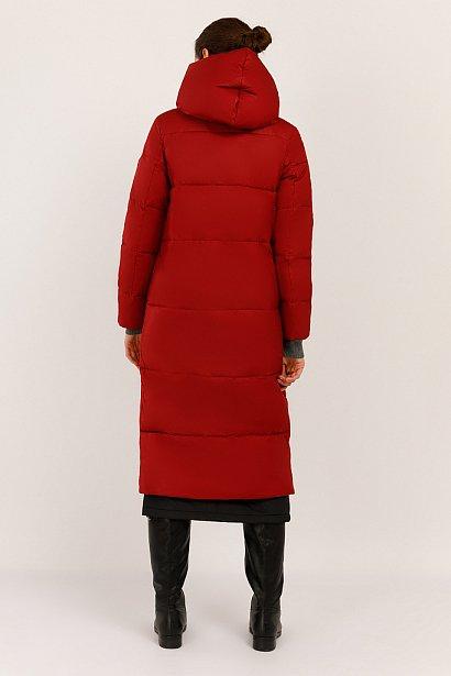 Пальто женское, Модель W19-11015, Фото №4