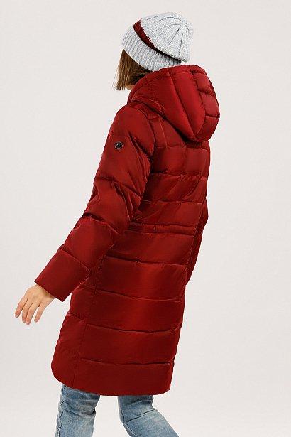Пальто женское, Модель W19-11033F, Фото №4