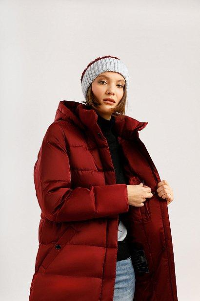 Пальто женское, Модель W19-11033F, Фото №5
