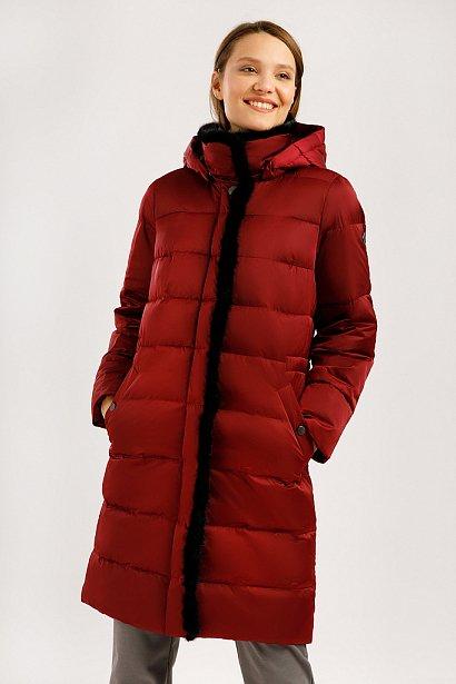 Пальто женское, Модель W19-11033, Фото №2