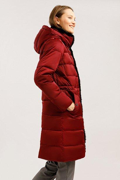 Пальто женское, Модель W19-11033, Фото №4