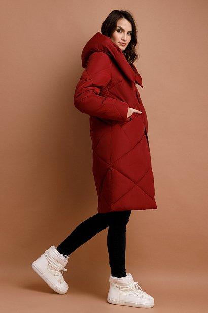 Пальто женское, Модель W19-11034, Фото №1